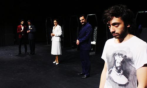 Hamlet - Moda Sahnesi