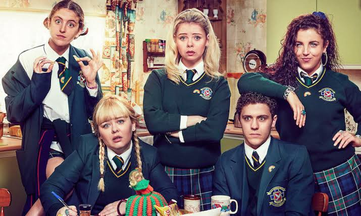 Image result for derry girls""